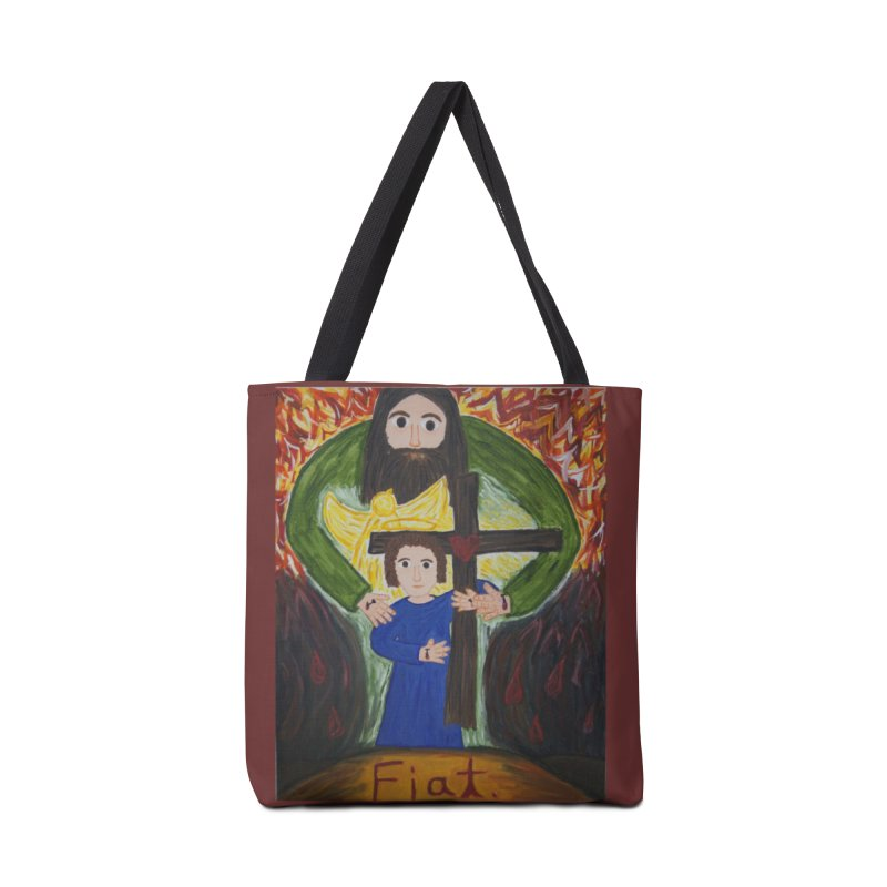 Trinity Accessories Bag by Mary Kloska Fiat's Artist Shop