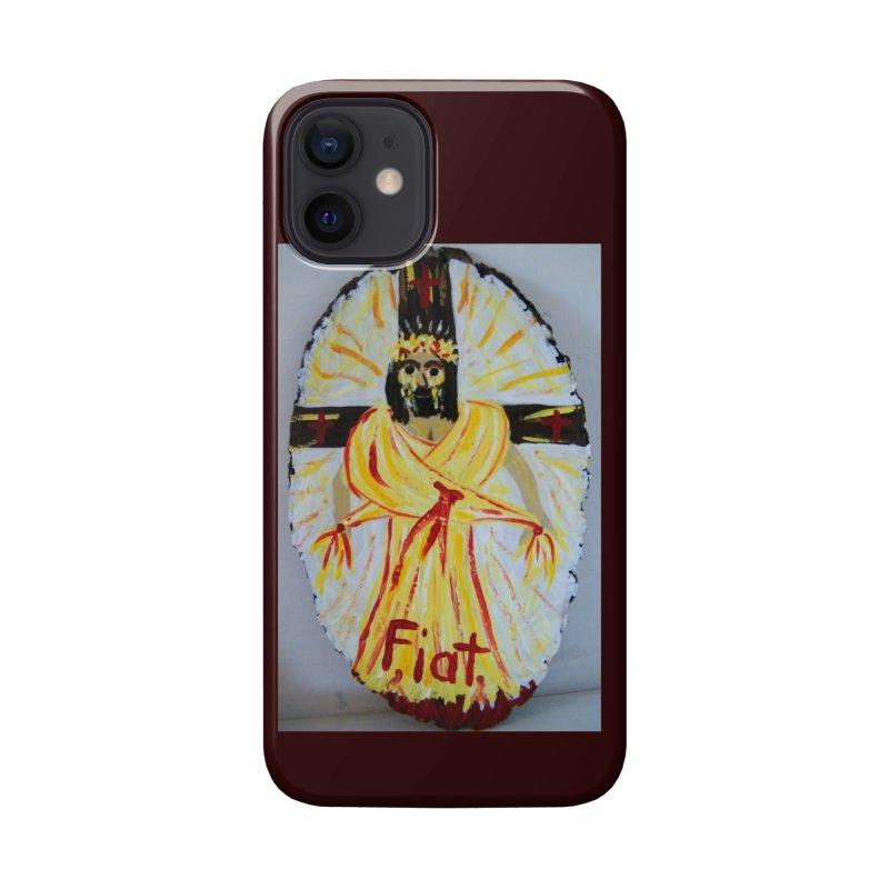 Resurrected Jesus Accessories Phone Case by Mary Kloska Fiat's Artist Shop