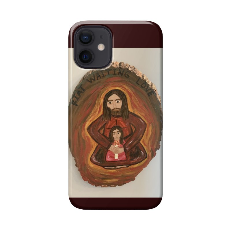 Fiat Waiting Love Accessories Phone Case by Mary Kloska Fiat's Artist Shop