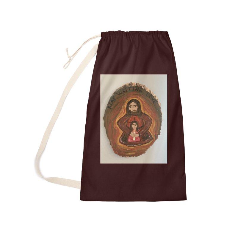 Fiat Waiting Love Accessories Bag by Mary Kloska Fiat's Artist Shop