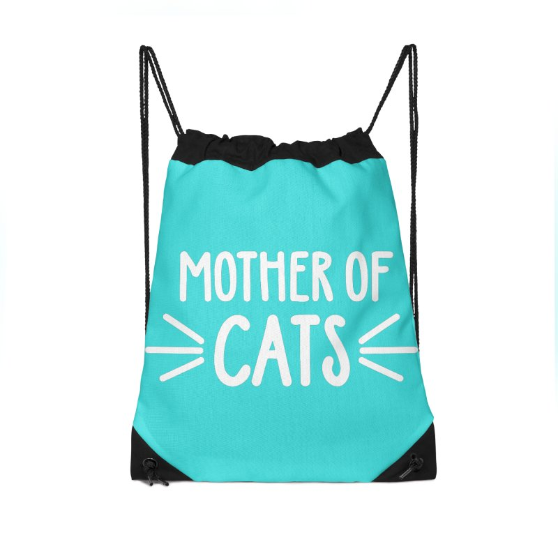 Mother of Cats Accessories Bag by Maryland SPCA's Artist Shop