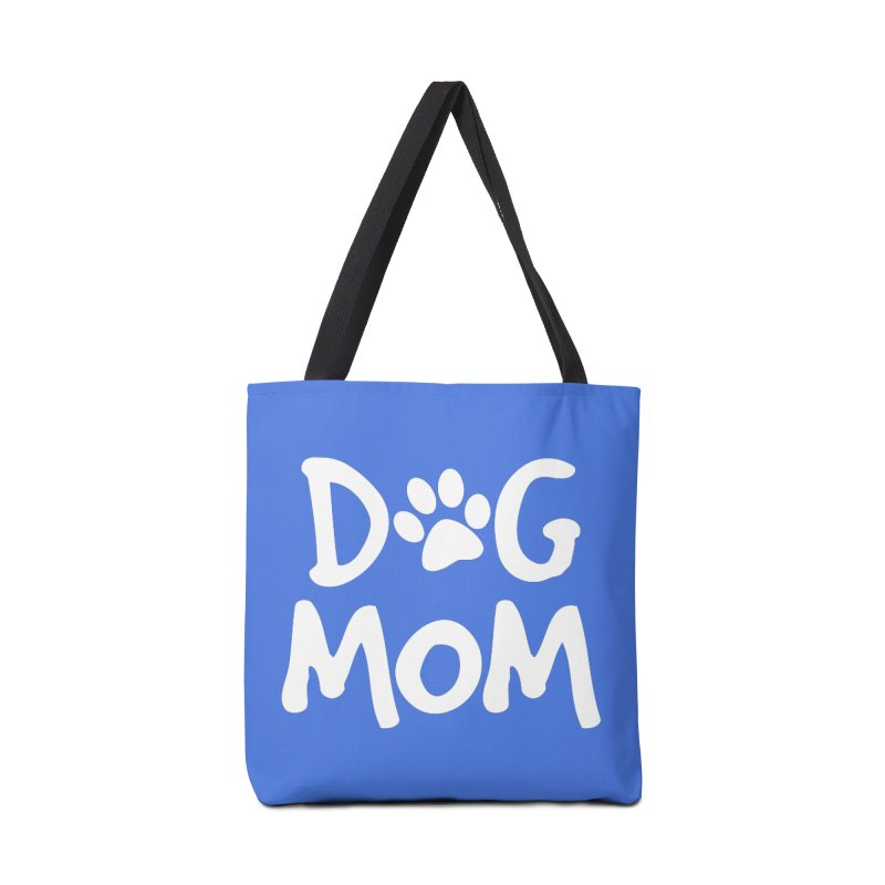 Dog Mom Accessories Tote Bag Bag by Maryland SPCA's Artist Shop