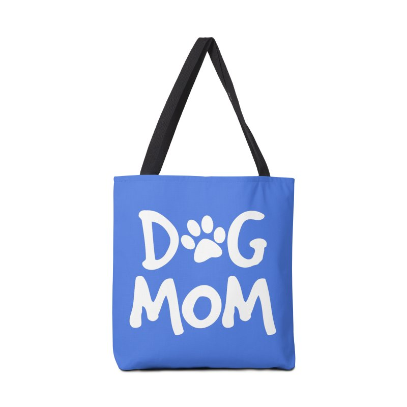 Dog Mom Accessories Bag by Maryland SPCA's Artist Shop