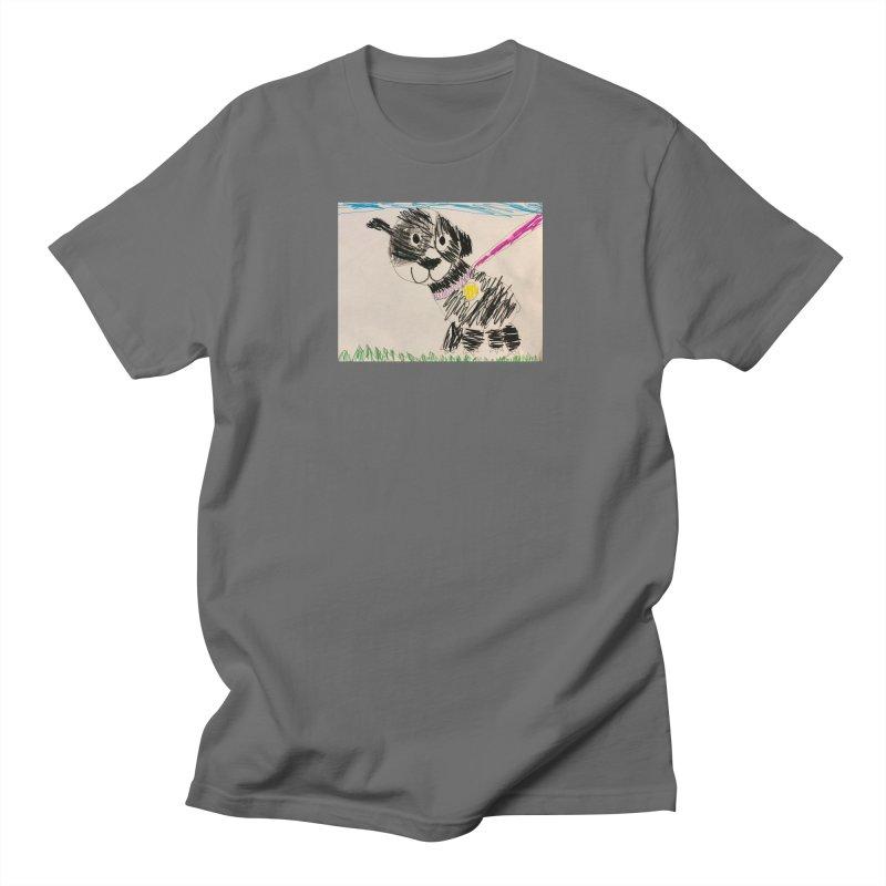 KFP Campden D. Men's T-Shirt by Maryland SPCA's Artist Shop