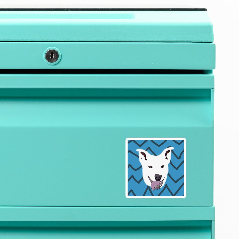 KFP Chloe S. Accessories Magnet by Maryland SPCA's Artist Shop