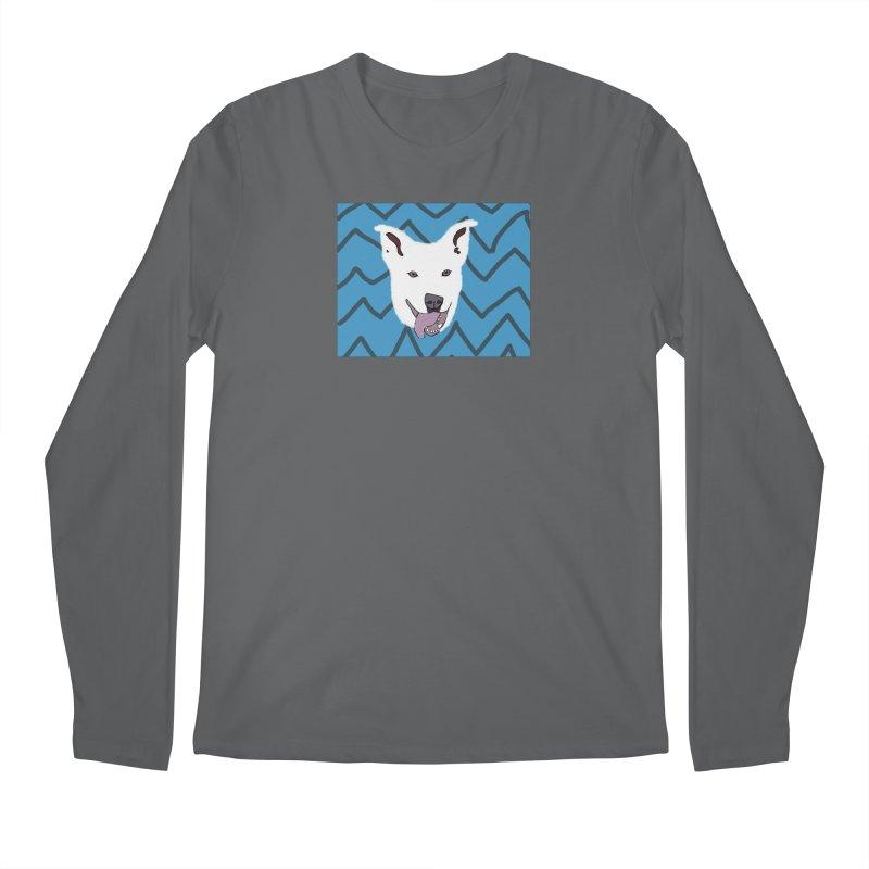 KFP Chloe S. Men's Longsleeve T-Shirt by Maryland SPCA's Artist Shop
