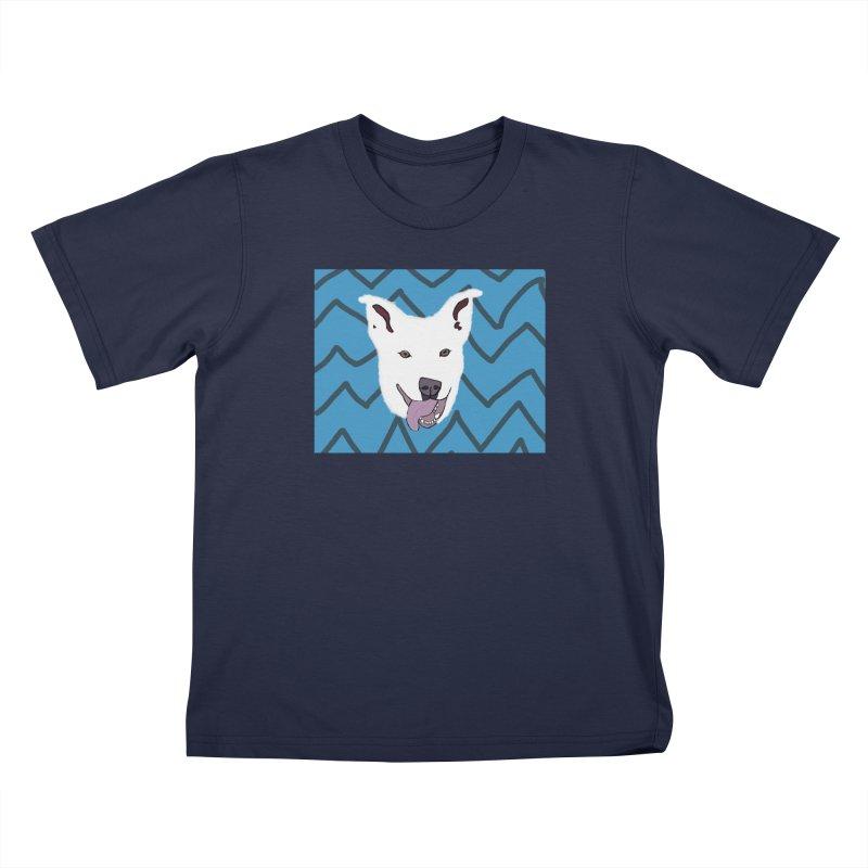 KFP Chloe S. Kids T-Shirt by Maryland SPCA's Artist Shop