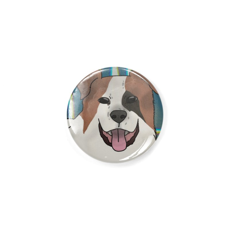 KFP Chloe B. Accessories Button by Maryland SPCA's Artist Shop