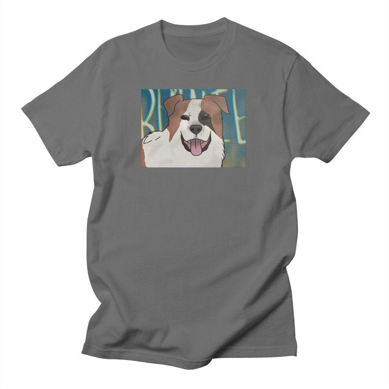 KFP Chloe B. Men's T-Shirt by Maryland SPCA's Artist Shop