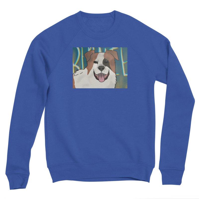KFP Chloe B. Men's Sweatshirt by Maryland SPCA's Artist Shop