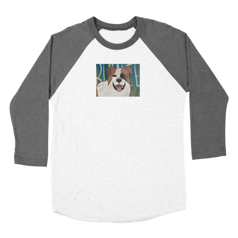 KFP Chloe B. Women's Longsleeve T-Shirt by Maryland SPCA's Artist Shop