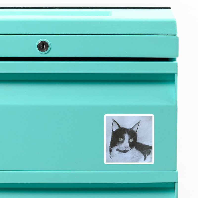KFP Aidan F. Accessories Magnet by Maryland SPCA's Artist Shop