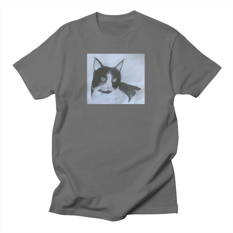 KFP Aidan F. Men's T-Shirt by Maryland SPCA's Artist Shop