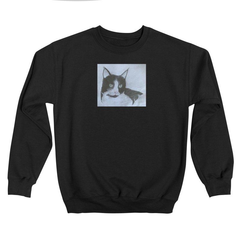 KFP Aidan F. Men's Sweatshirt by Maryland SPCA's Artist Shop