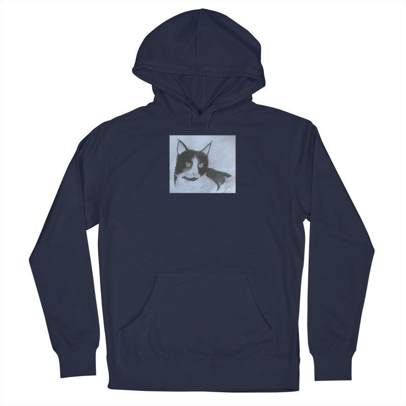 KFP Aidan F. Men's Pullover Hoody by Maryland SPCA's Artist Shop
