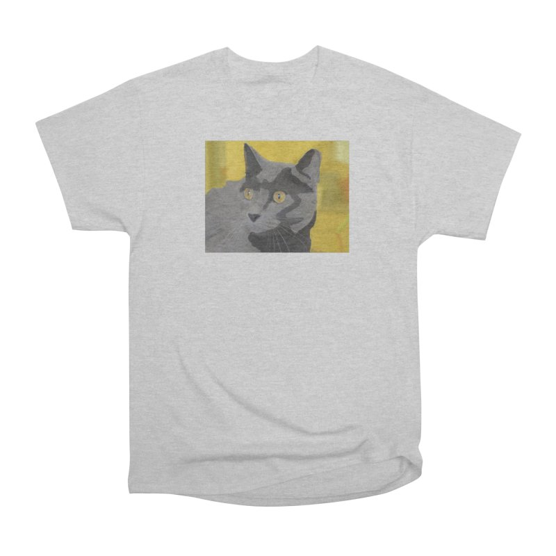 KFP Ariel F. Men's T-Shirt by Maryland SPCA's Artist Shop
