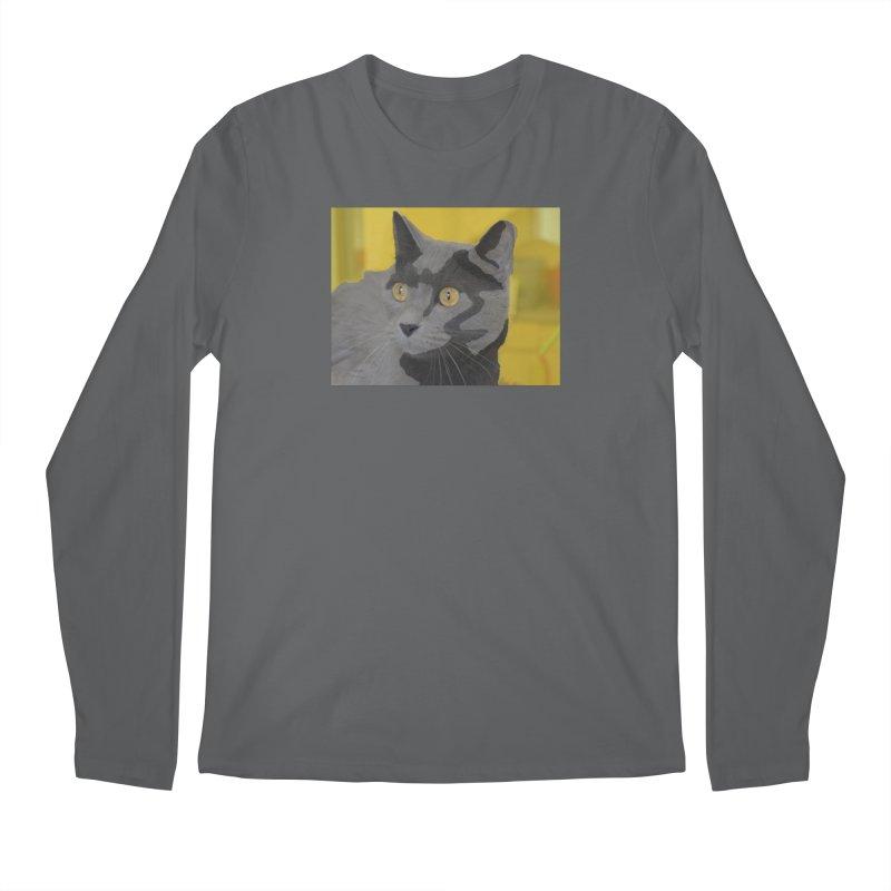 KFP Ariel F. Men's Longsleeve T-Shirt by Maryland SPCA's Artist Shop