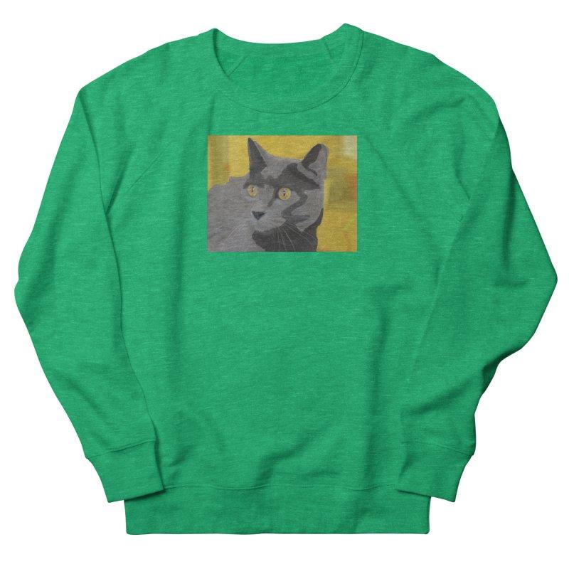 KFP Ariel F. Women's Sweatshirt by Maryland SPCA's Artist Shop