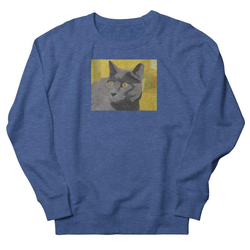 KFP Ariel F. Men's Sweatshirt by Maryland SPCA's Artist Shop