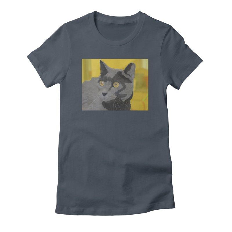 KFP Ariel F. Women's T-Shirt by Maryland SPCA's Artist Shop