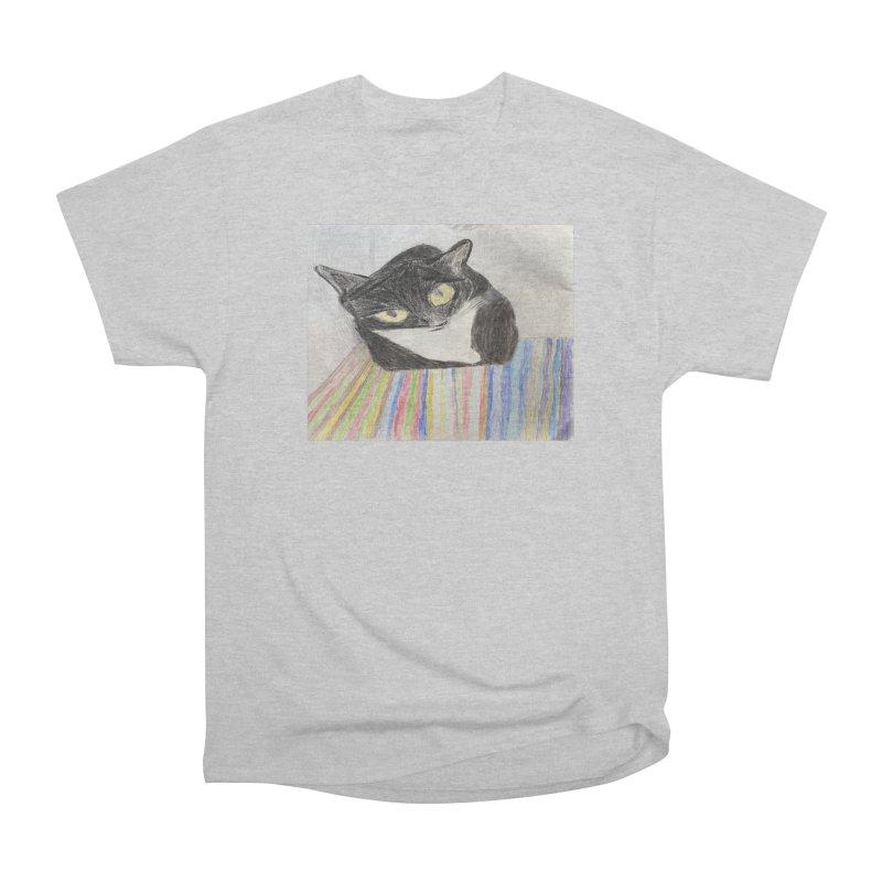 KFP Jaden C. Men's T-Shirt by Maryland SPCA's Artist Shop