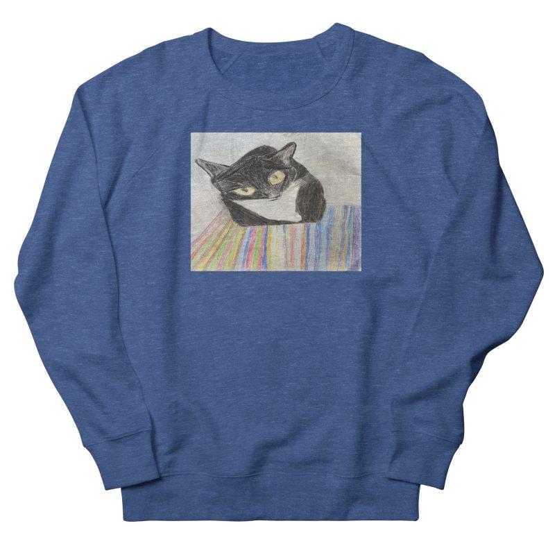 KFP Jaden C. Men's Sweatshirt by Maryland SPCA's Artist Shop