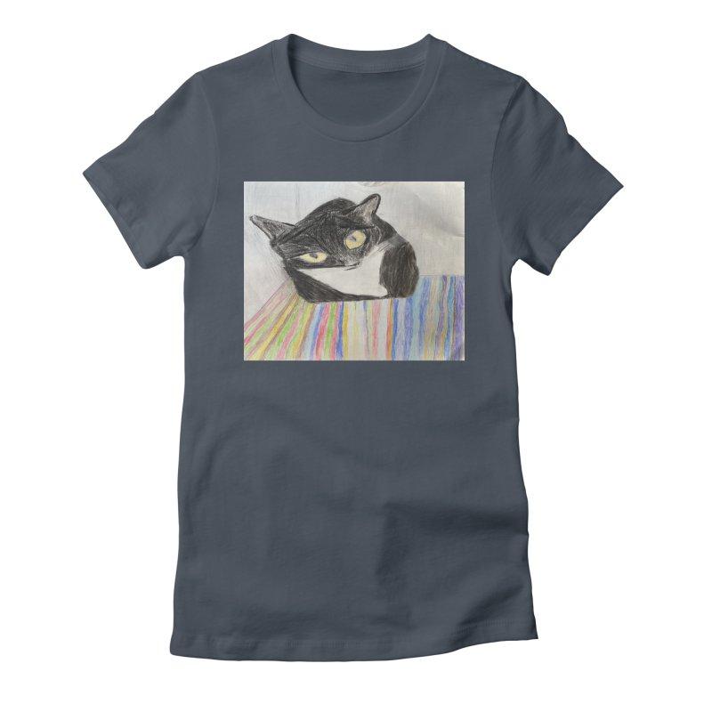 KFP Jaden C. Women's T-Shirt by Maryland SPCA's Artist Shop