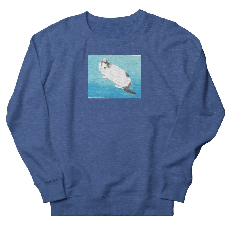 KFP Lyla P Men's Sweatshirt by Maryland SPCA's Artist Shop
