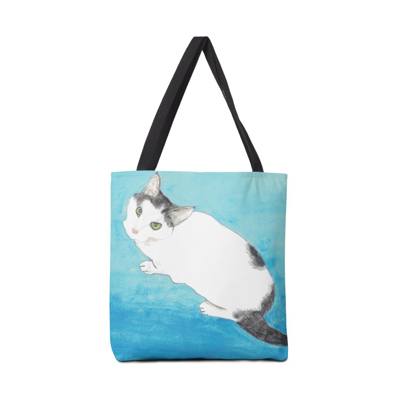 KFP Lyla P Accessories Bag by Maryland SPCA's Artist Shop
