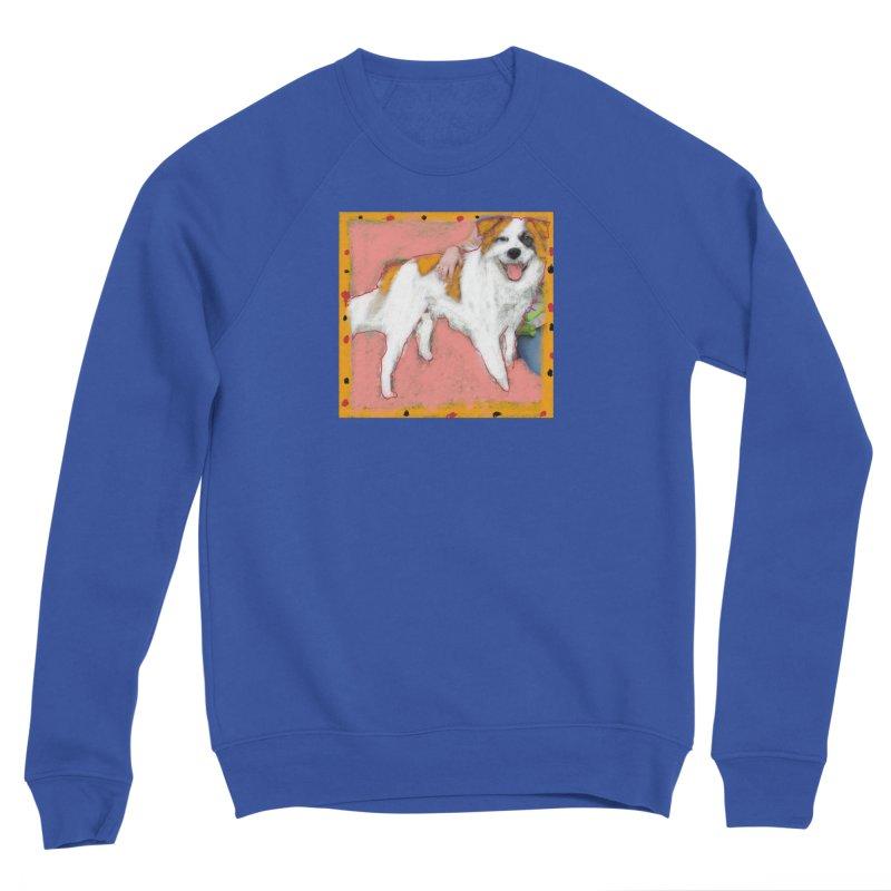 KFP Taylor M. Men's Sweatshirt by Maryland SPCA's Artist Shop
