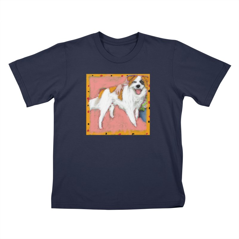 KFP Taylor M. Kids T-Shirt by Maryland SPCA's Artist Shop