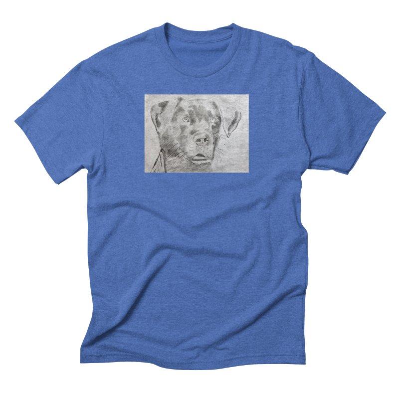 KFP Zainab M. Men's T-Shirt by Maryland SPCA's Artist Shop