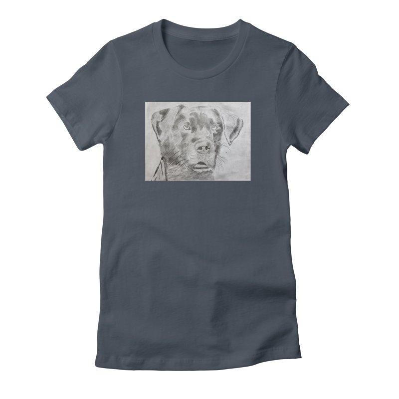 KFP Zainab M. Women's T-Shirt by Maryland SPCA's Artist Shop