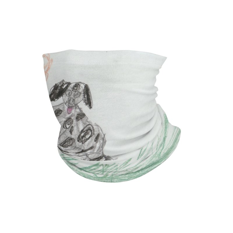 KFP Avery Y. Accessories Neck Gaiter by Maryland SPCA's Artist Shop