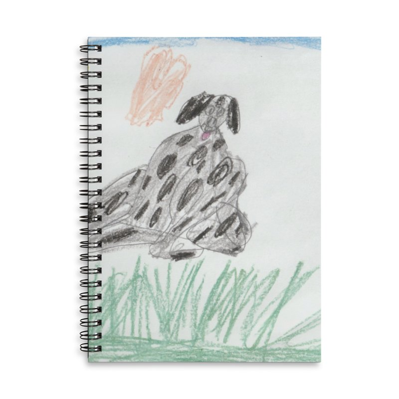 KFP Avery Y. Accessories Notebook by Maryland SPCA's Artist Shop