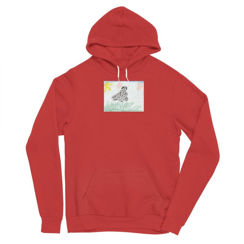 KFP Avery Y. Women's Pullover Hoody by Maryland SPCA's Artist Shop