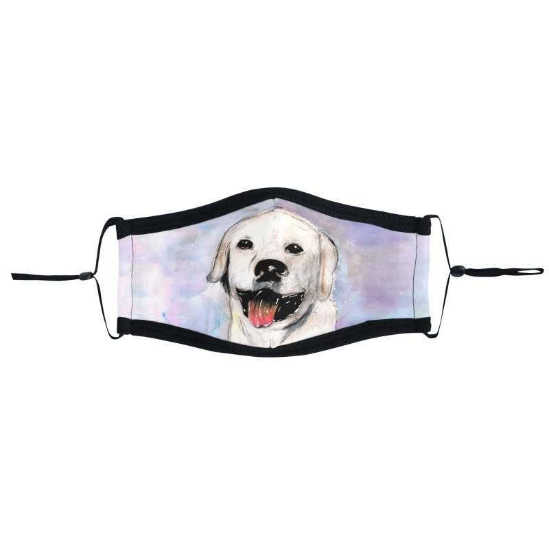 KFP Chloe S. Accessories Face Mask by Maryland SPCA's Artist Shop