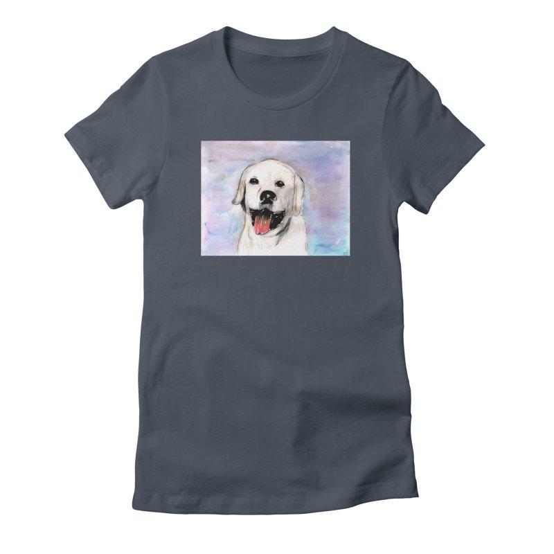 KFP Chloe S. Women's T-Shirt by Maryland SPCA's Artist Shop