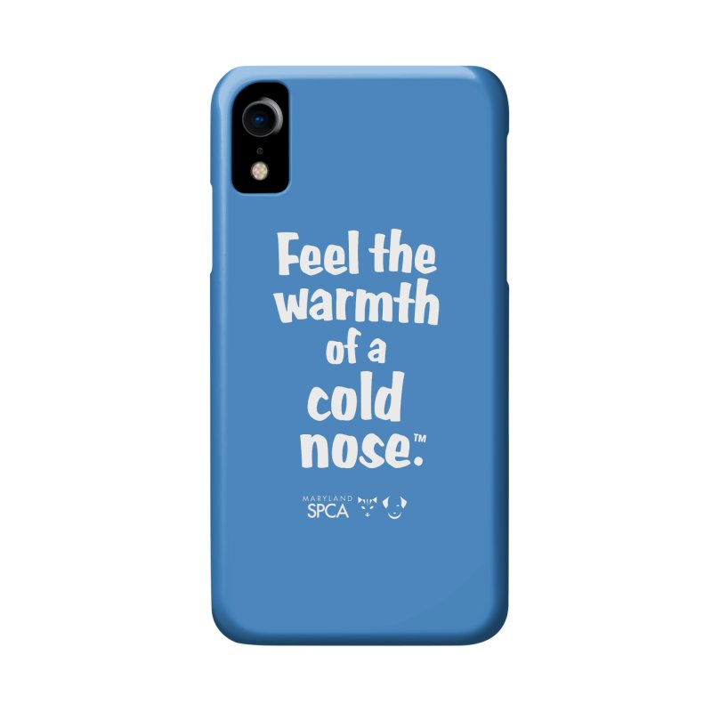 Feel the Warmth - MD SPCA Design Accessories Phone Case by Maryland SPCA's Artist Shop