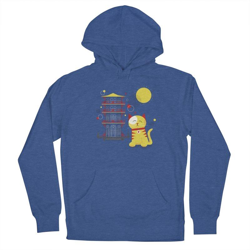 Pawgoda by Richard Kercz Women's Pullover Hoody by Maryland SPCA's Artist Shop