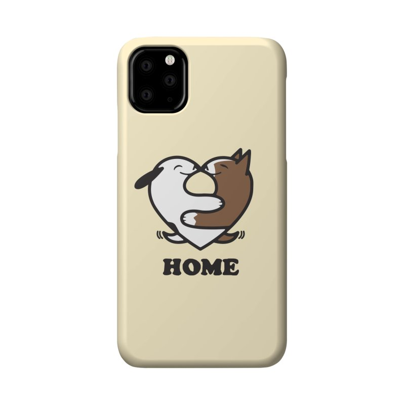 Home by Mark Kubat Accessories Phone Case by Maryland SPCA's Artist Shop