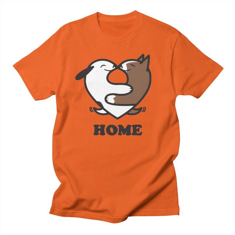 Home by Mark Kubat Women's T-Shirt by Maryland SPCA's Artist Shop