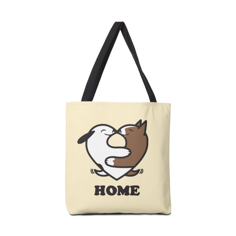 Home by Mark Kubat Accessories Bag by marylandspca's Artist Shop