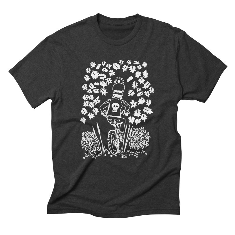Pedal Dark Doom Men's T-Shirt by maryroselytle's shop