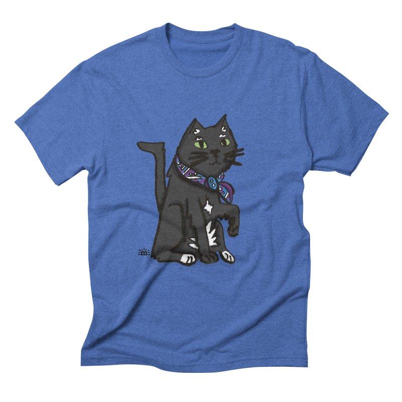 Pingu Cat Men's T-Shirt by maryroselytle's shop