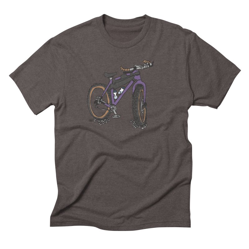 Bike Men's T-Shirt by maryroselytle's shop
