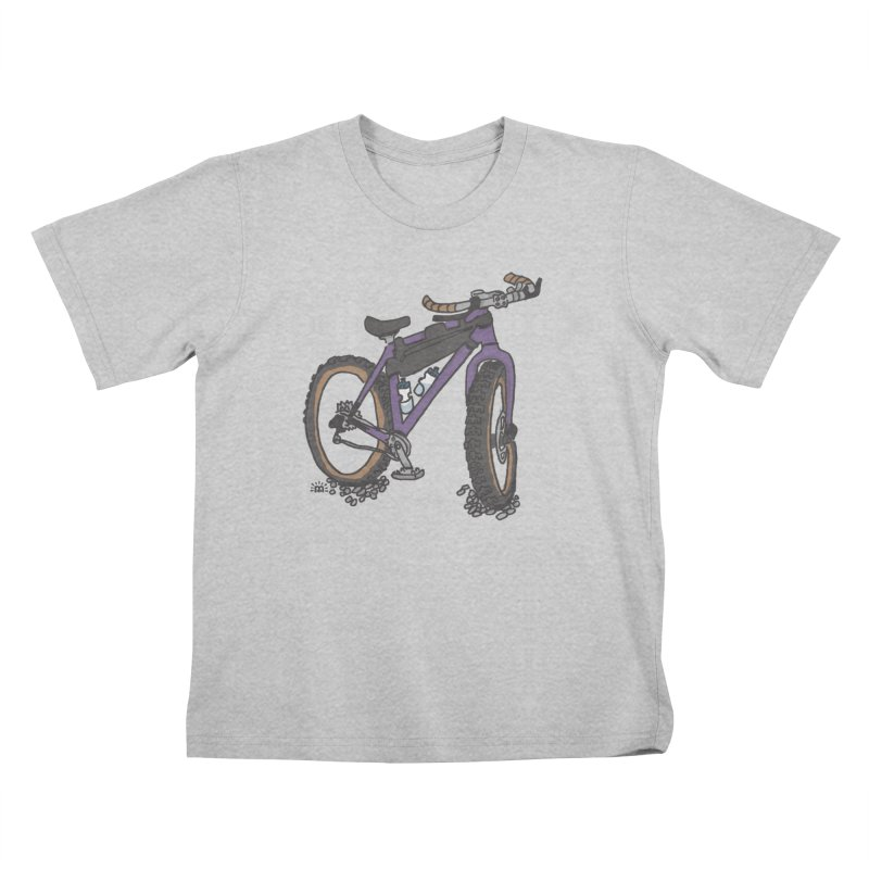 Bike Kids T-Shirt by maryroselytle's shop