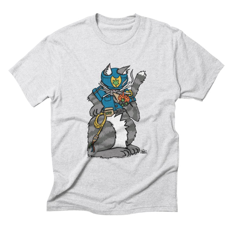 Officer Cat Nip Men's T-Shirt by maryroselytle's shop