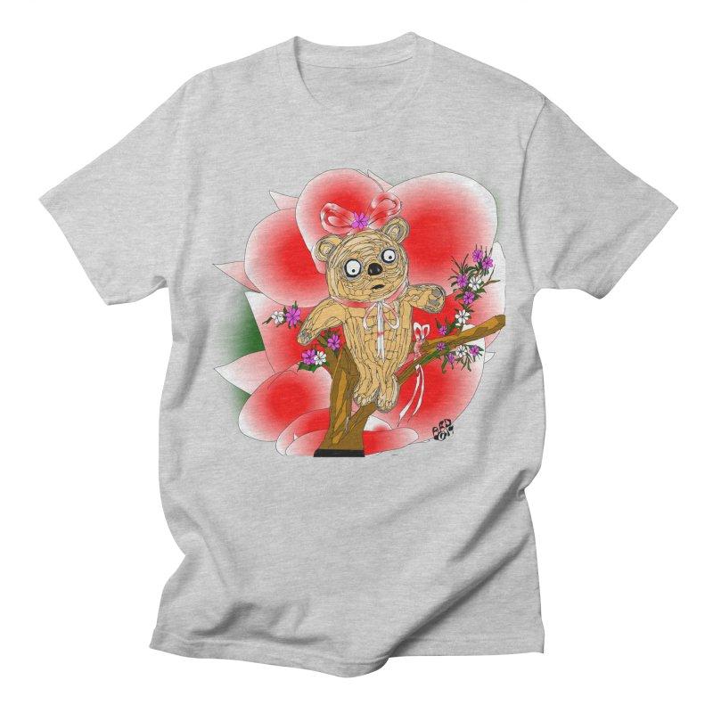 Sweet Cake Bear Men's Regular T-Shirt by Mashuga Moose® is on the loose.