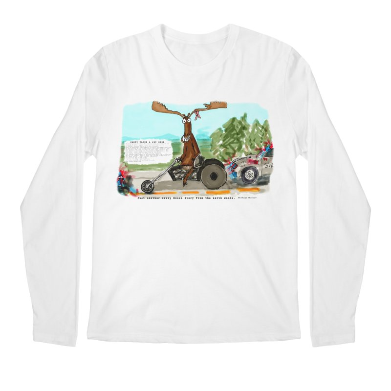 Men's None by Mashuga Moose® is on the loose.